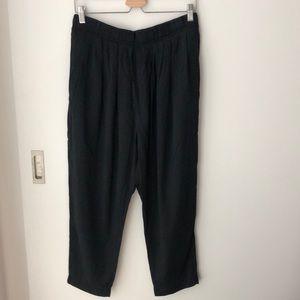 Lululemon pleated harem pants